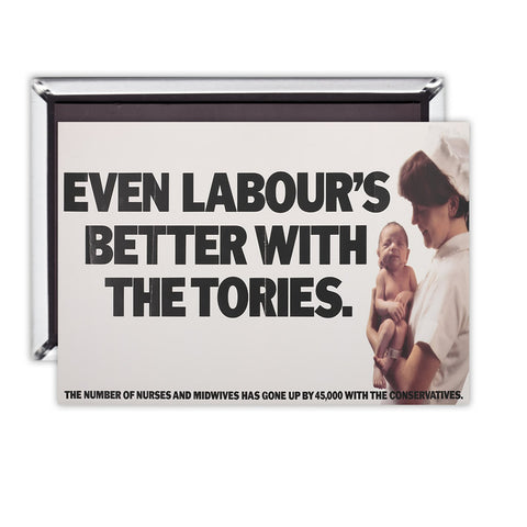 Even Labour's better with the Tories Magnet