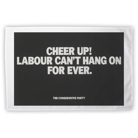 Cheer up! Tea Towel