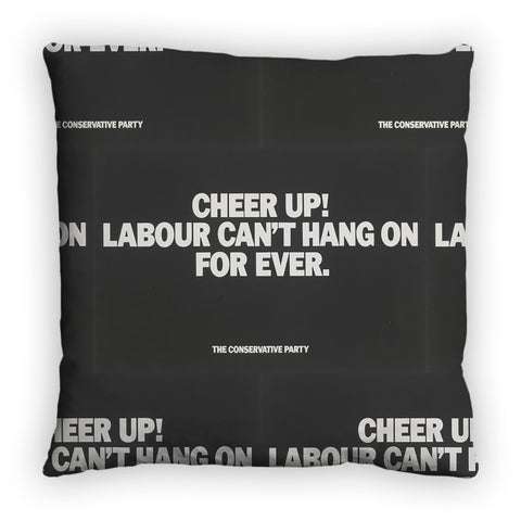 Cheer up! Feather Cushion