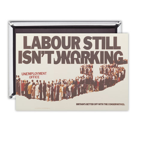 Labour still isn't working Magnet