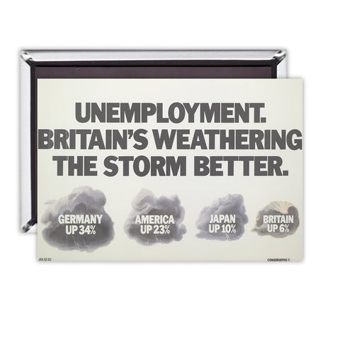 Unemployment Magnet