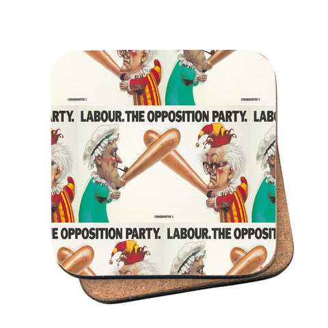 Labour Cork Coaster