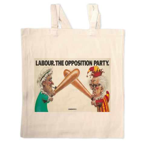 Labour Long Handled Tote Bag