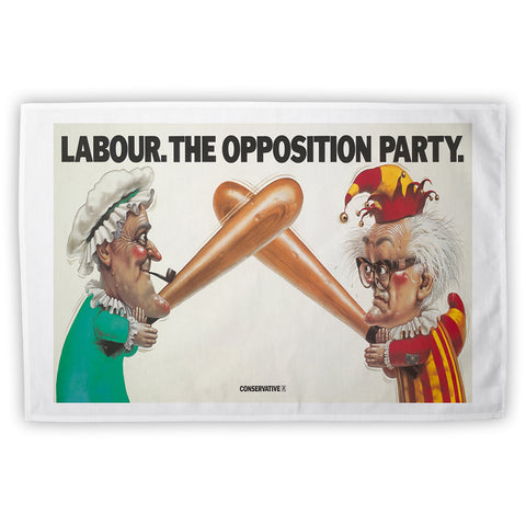 Labour Tea Towel