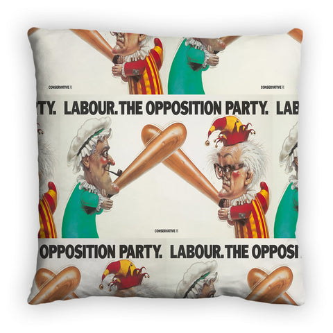 Labour Feather Cushion