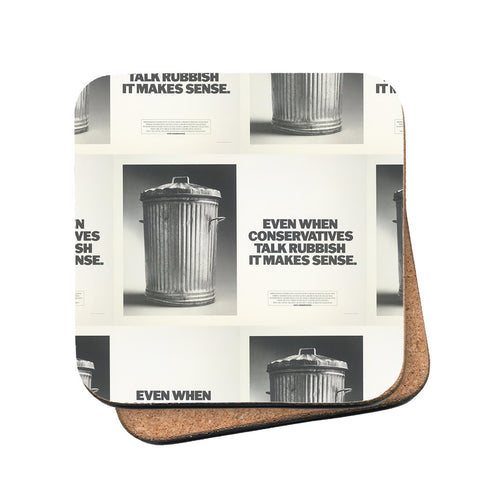 Even when Conservatives talk rubbish it makes sense Cork Coaster