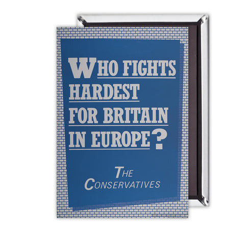 Who fights the hardest for Britain in Europe? Magnet