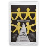 One Alliance Tea Towel