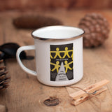 One Alliance Enamel Mug (Lifestyle)
