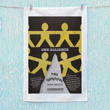 One Alliance Tea Towel (Lifestyle)