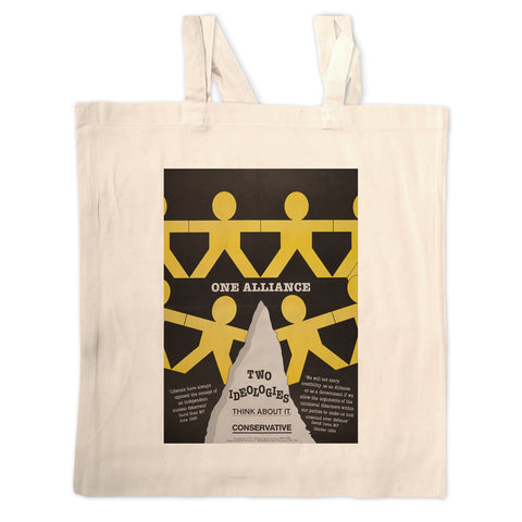One Alliance Long Handled Tote Bag