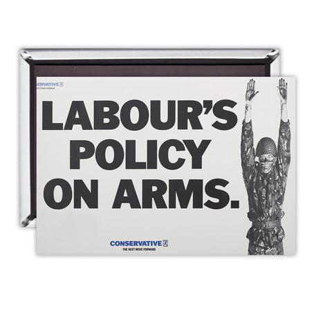 Labour's policy on arms Magnet