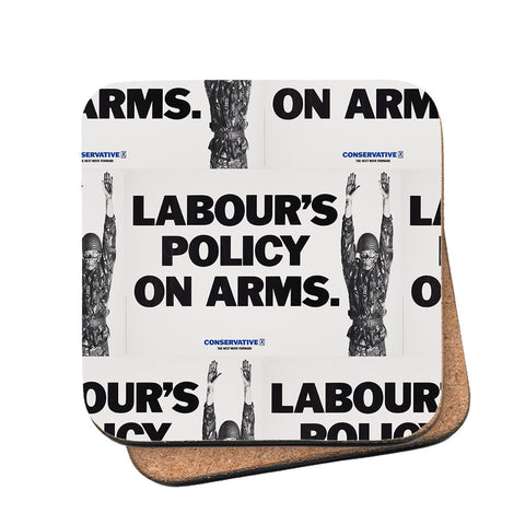 Labour's policy on arms Cork Coaster
