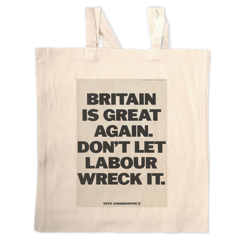 Britain is great again Long Handled Tote Bag