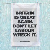 Britain is great again Tea Towel (Lifestyle)