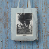 """Secondary picketing... is a right that should be enjoyed."" Long Handled Tote Bag (Lifestyle)"