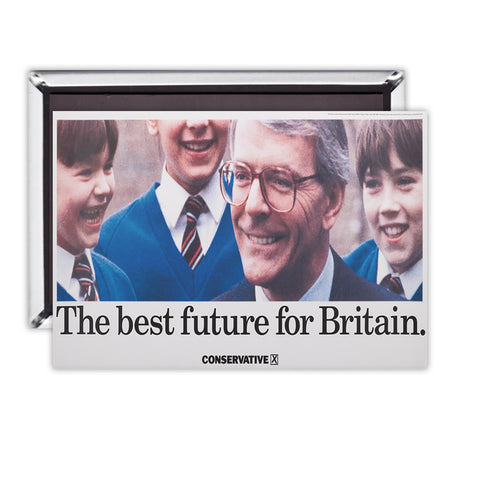 The best future for Britain Magnet
