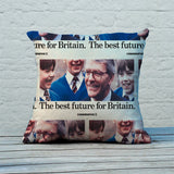 The best future for Britain Feather Cushion (Lifestyle)