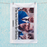 The best future for Britain Tea Towel (Lifestyle)