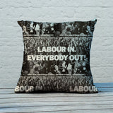 Labour in Feather Cushion (Lifestyle)