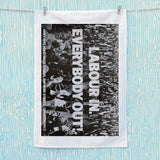 Labour in Tea Towel (Lifestyle)