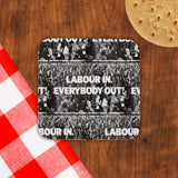 Labour in Cork Coaster (Lifestyle)