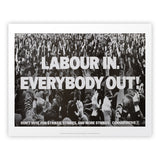 Labour in Art Print