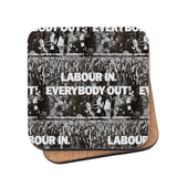 Labour in Cork Coaster