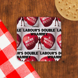 Labour's double whammy Cork Coaster (Lifestyle)