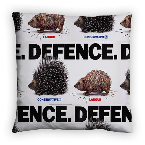Defence Feather Cushion