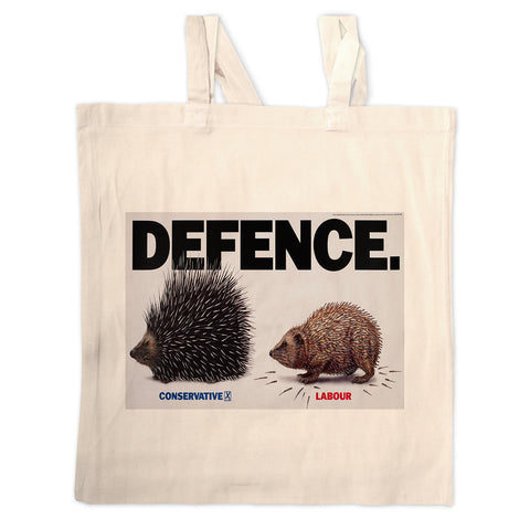 Defence Long Handled Tote Bag