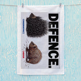 Defence Tea Towel (Lifestyle)