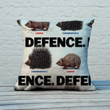 Defence Feather Cushion (Lifestyle)