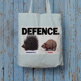 Defence Long Handled Tote Bag (Lifestyle)