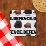 Defence Cork Coaster (Lifestyle)