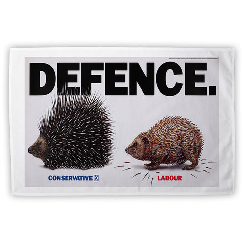 Defence Tea Towel
