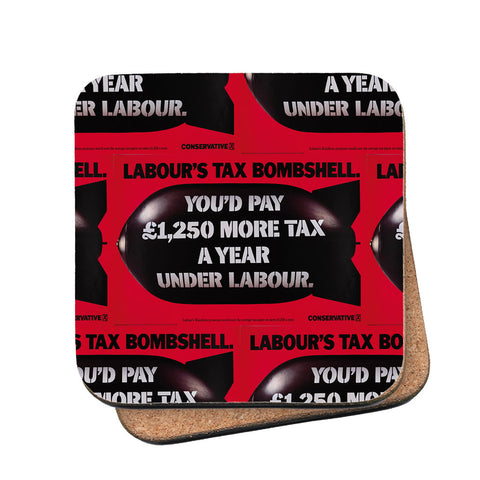 Labour's tax bombshell Cork Coaster