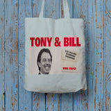 Tony & Bill Long Handled Tote Bag (Lifestyle)