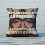As promised. Lower mortgage Feather Cushion (Lifestyle)