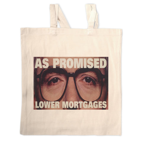 As promised. Lower mortgage Long Handled Tote Bag