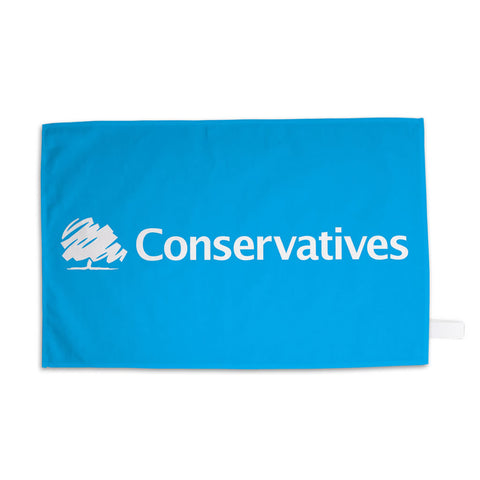 Conservatives Tea Towel