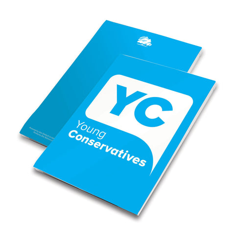 Young Conservatives A5 Notepad