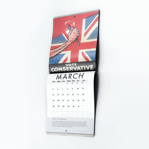 The Official Limited Edition 2017 Conservative Party Calendar