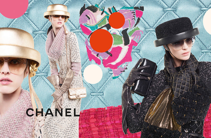 CHANEL fall winter ready to wear campaign