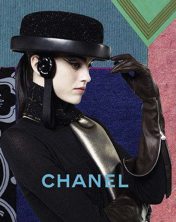 Chanel with MilyMakeUp EyeFlashes makeup