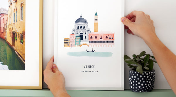 Shop Small: A Gift Guide for Travel Lovers (when travelling isn't an option!)