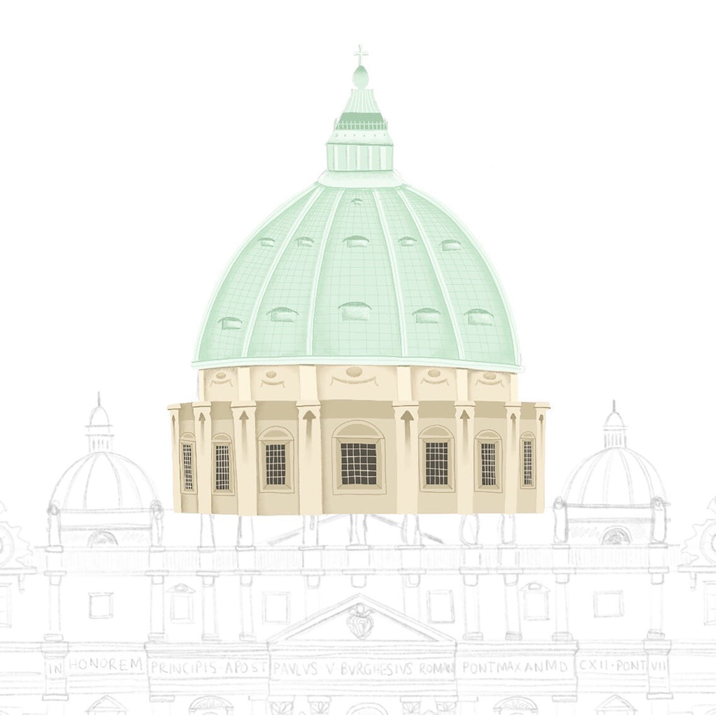 Rome Illustration