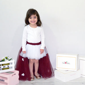 Qatar National Day Signature Tutu