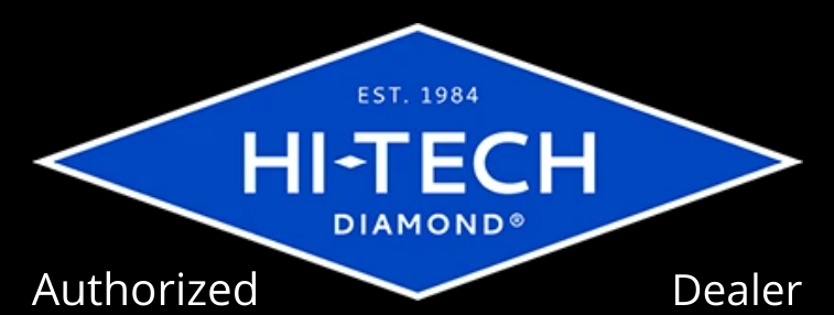 Hi-Tech Diamond Authorized Dealer