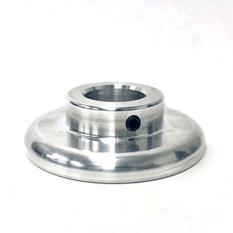 Covington 3 Inch Machined Aluminum Flange